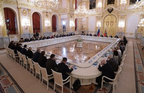 Putin, Human Rights Council to discuss observance of human rights December ... - ITAR-TASS | NGOs in Human Rights, Peace and Development | Scoop.it