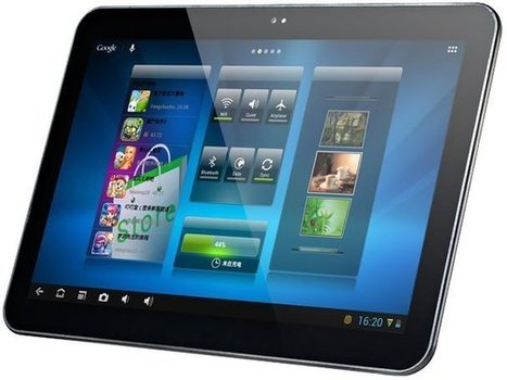 Pipo Max M9 Android 4.1 Tablet Powered by Rockchip RK3188 | Embedded Systems News | Scoop.it