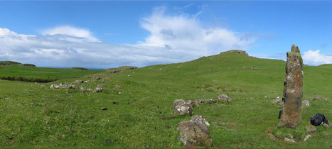 Skyscapes and Landscapes in Prehistoric Scotland | Archaeology News | Scoop.it