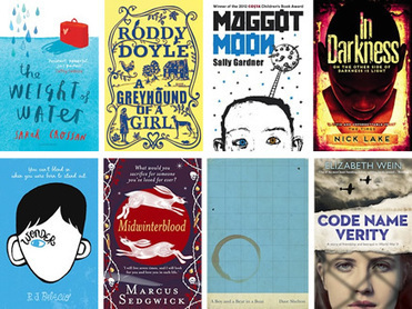 whRODDY DOYLE shortlisted for the 2013 Carnegie Meda | St Edward's Library | Scoop.it