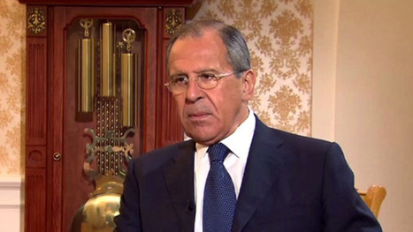 Lavrov to RT: Americans are 'running the show' in Ukraine | Saif al Islam | Scoop.it