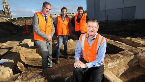 Warrnambool's early history unearthed as archaeologist surveys former Beaurepaires site | Teaching history and archaeology to kids | Scoop.it