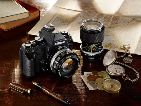 Why The Nikon Df May Just Be Nikon's Most Exciting Camera So Far... | Lowyat.NET | Nikon DF | Scoop.it