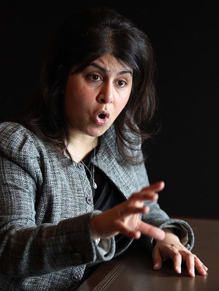 'A forced marriage  is a form of slavery… it's time to say no' Says Baroness Warsi | Race & Crime UK | Scoop.it