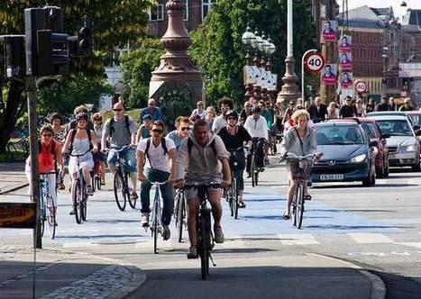 Il traffico di Copenhagen - Comune-info   Conetica   Scoop.it