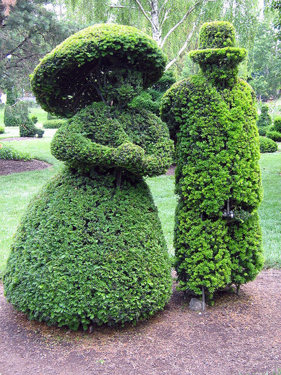 The Great Art of Topiary | Gardening Life | Scoop.it