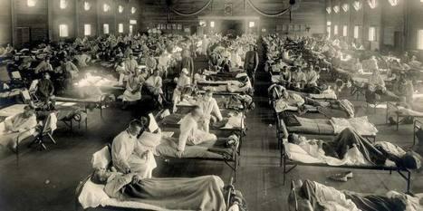 Waarom de grieppandemie van 1918 vooral jonge levens eiste   Xander De Vos   Scoop.it