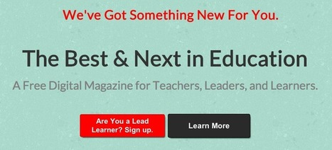 Is it time we push the best educational content out to our colleagues? | Better teaching, more learning | Scoop.it