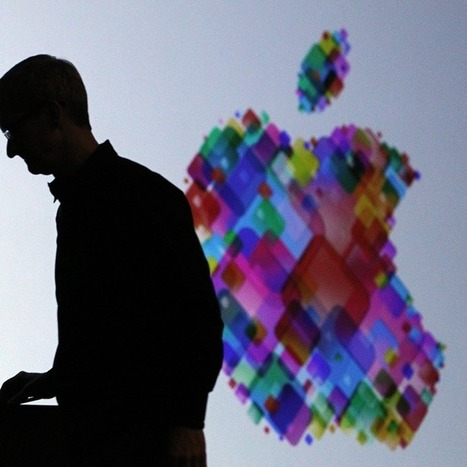 Live From the Apple Keynote: Tim Cook Reveals What's Next | Business Technology | Scoop.it
