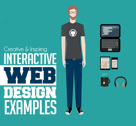 27 Fresh Interactive Web Design Examples | Web Design | Graphic Design Junction | Pedalogica: educación y TIC | Scoop.it