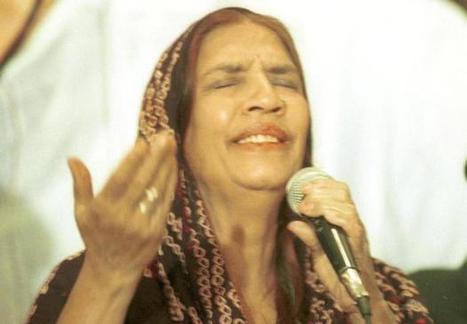 Borders did not matter to singer Reshma - The Hindu | CelebsFact | Scoop.it