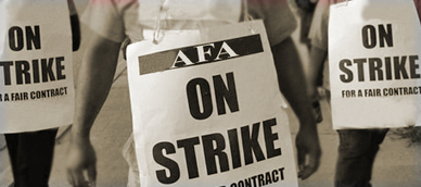 ON STRIKE - Nassau Community College Adjunct Faculty Association | A is for Adjunct | Scoop.it