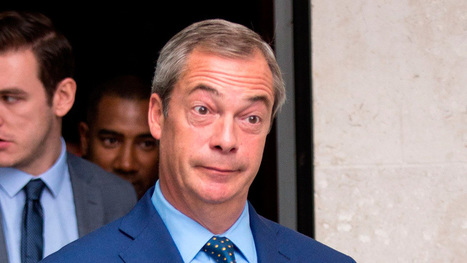 Brexit means cheap food imports, says Farage - Farmers Weekly | Agrarforschung | Scoop.it