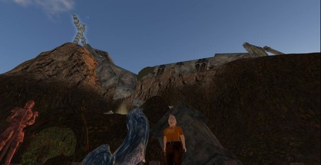 JOIN VIRTUALCHRISTINE ON AN OPENSIM WALKABOUT ... | 3D Virtual-Real Worlds: Ed Tech | Scoop.it