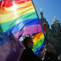 A Terrible Time to Be Gay in Russia | critical reasoning | Scoop.it
