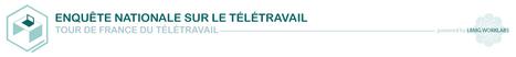 Enquête nationale sur le Télétravail | La Cantine Toulouse | Scoop.it