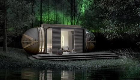 India Art n Design Global Hop : 'Drop'- The Portable Ecotel | Design & Architecture | Scoop.it