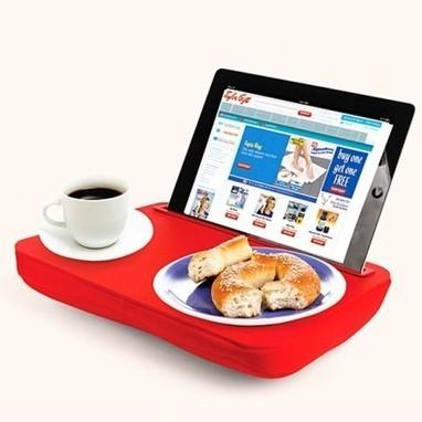 iBed : un plateau repas avec dock pour iPad | OnLiNeR BoT - Apple news | Scoop.it