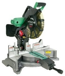 Hitachi C12FDH Dual Bevel Miter Saw with Laser Review   Best Miter Saws   Scoop.it
