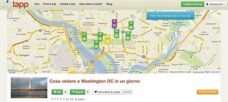 Triptapp: il nuovo Social Network Viaggi | News dalla Silicon Valley | Scoop.it