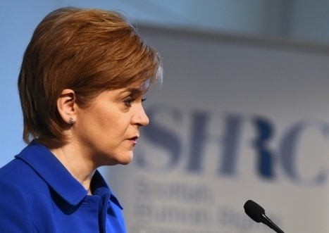 Nicola Sturgeon to address SNP conference for disabled members | Scotland Matters | Scoop.it