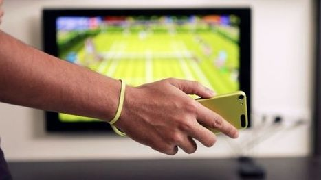 Rolomotion Can Take An iPhone, An Apple TV, And Turn Both Into A Nintendo Wii | Winning The Internet | Scoop.it
