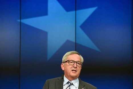 Juncker face à l'urgence de redonner un cap à une Europe déboussolée | L'Europe en questions | Scoop.it