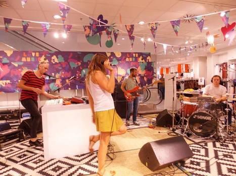 H&M Caen pour H&M Loves Music avec My Summer Bee | Lebeautemps | Scoop.it