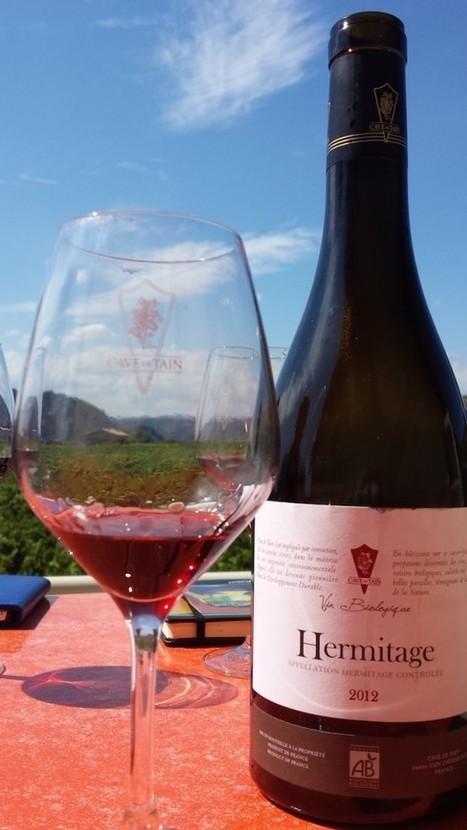 Au Coeur de l'Hermitage · 1'vin - Actualité, information et partage dans l'univers de la vigne et du vin | Cep de vigne | Scoop.it