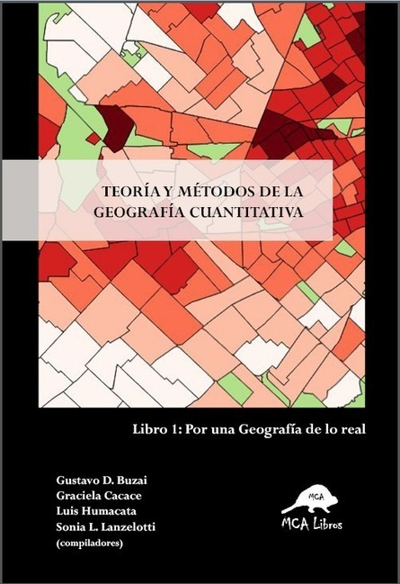 E-book: Teorias e Métodos de Geografia Quantitativa | Everything is related to everything else | Scoop.it