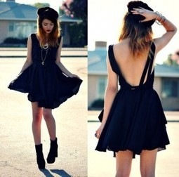 Little Black Dresses For Your Body Type : Fashion World   Fashion   Scoop.it