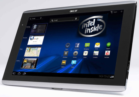 Intel Nuove CPU per tablet Android e Windows | Cellulari Dual Sim Tech News | Scoop.it