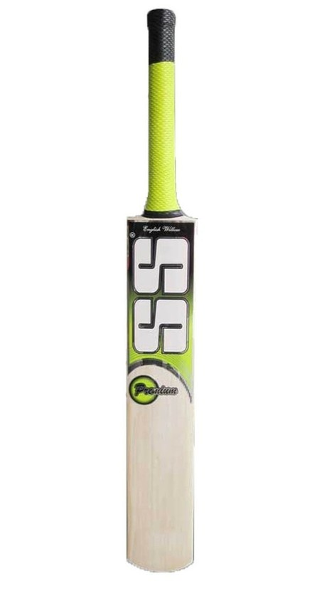 SS Cricket Bat Premium English Willow | Sports Equipment Online India | Scoop.it