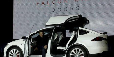 Les véhicules de Tesla désormais contrôlables depuis un smartphone | Articles recommandés par Hervé Chuzeville | Scoop.it