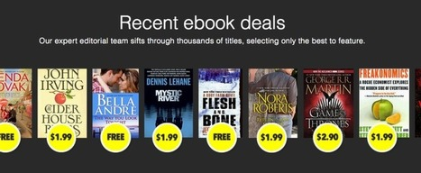 Beyond $0.99: New tips on ebook price promotions | Indie Author News | Scoop.it