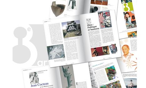 Réalisation posters et mise en page newsletter | Télétravail : Demande devis | Scoop.it