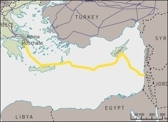 Shifting Eastern Mediterranean Alliances | Politically Incorrect | Scoop.it