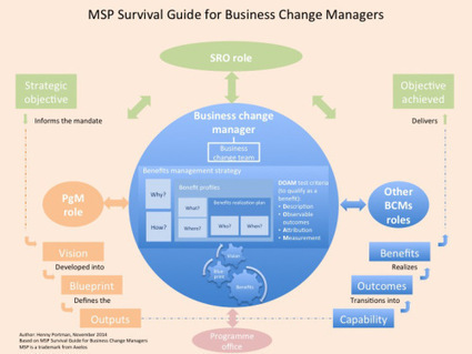 Book review: MSP Survival Guide for Business Change Managers   Yellowhouse Program Management   Scoop.it