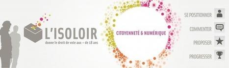 L'ISOLOIR: Réinventer, perfectionner, étendre la démocratie chaque jour | actions de concertation citoyenne | Scoop.it