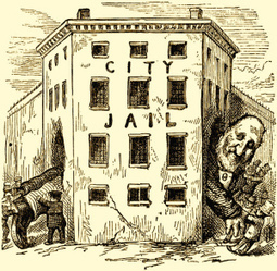 Boss Tweed's brazen escape from a city jail | The Cafourek Lexicon Picayune | Scoop.it