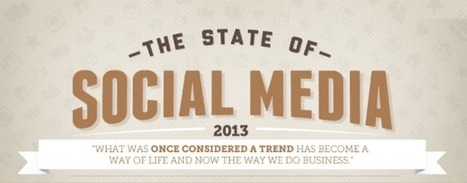 Social Stats 2013, Adults Adopt Social Media, and The Rise of Millennials | marketing professional | Scoop.it