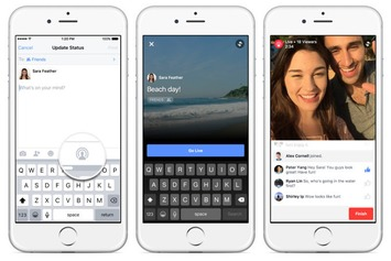Facebook Starts Testing Live Video Streaming For The Masses | The Social Media Times | Scoop.it