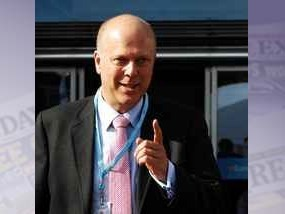Two-role Grayling 'must uphold law' | The Indigenous Uprising of the British Isles | Scoop.it