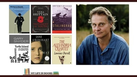 Wade Davis: 9 books I have loved | Canadian literature | Scoop.it