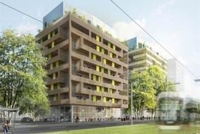 Ecohabitat neuf Grenoble : l'îlot Cambridge en pointe | L'écho de la PE | Scoop.it
