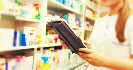 Pharmao facilite la digitalisation des pharmacies et la gestion des stocks | L'Atelier : Accelerating Business | La Pharmacie d'officine vers une économie de services | Scoop.it