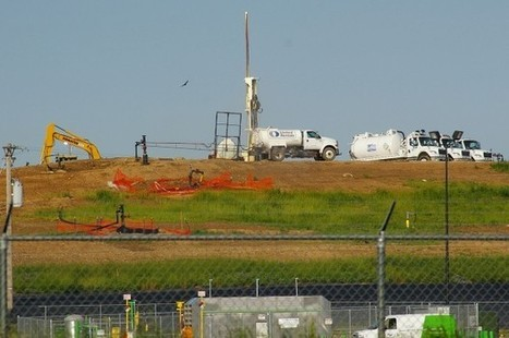 Expert says Bridgeton Landfill fire is contained away from radioactive waste | Solid Waste Sector | Scoop.it