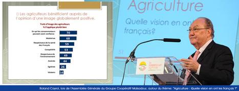 Agriculture : quelle vision en ont les Français ? - Nos actualités - Médias - Groupe Coopératif Maïsadour | montagne et développement durable | Scoop.it