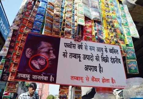 Tobacco produces nothing less than death: Vardhan   Public Health News   Scoop.it
