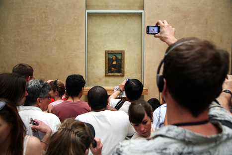 Want to Remember Your Museum Visit? Don't Take Pictures | Web 2.0 et société | Scoop.it